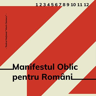 Manifestul Oblic pentru Romani